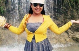 संघर्षले चलचित्रमा टिकेको छुँः नायिका सोनु थारु