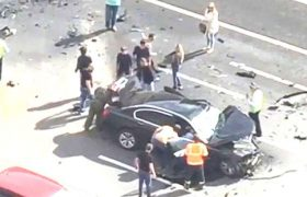 रुसी राष्ट्रपति भ्लादिमिर पुटिनको कार दुर्घटना, चालकको मृत्यु