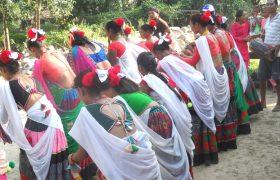 दशैं सकियो, थारु सखिया नाच सकिएन (फोटो फिचरसहित)
