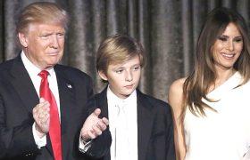 डोनाल्ड ट्रम्प अमेरिकाको ४५ औं राष्ट्रपतिमा निर्वाचित