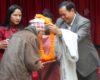 रजत जयन्ती मनाउँदै नाइटिङ्गेल विद्यालयले गर्यो ज्येष्ठ नागरिकलाई सम्मान