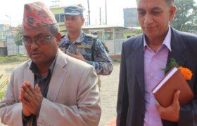 लुम्बिनी प्रदेशका भौतिक पूर्वाधारमन्त्री बैजनाथ चौधरीलाई कोरोना संक्रमण, स्वास्थ्य अवस्था सामान्य