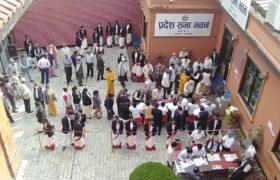 प्रदेश ५ को स्थायी राजधानी दाङको देउखुरी, लुम्बिनी नाम दुई तिहाईले पारित