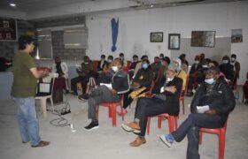 संकटमा रहेको थारु ग्रामथान संरक्षणका लागि अभिमुखीकरण कार्यक्रम
