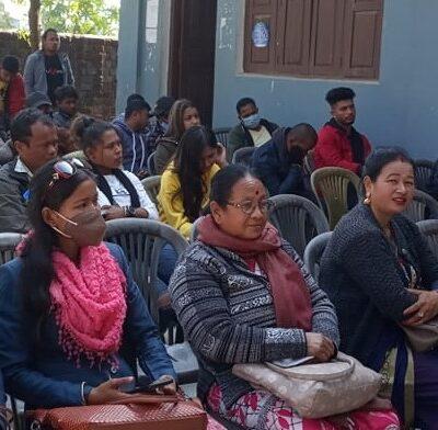 थारु समुदायको संस्कृति संरक्षणका लागि लोकगीत भिडियो निर्माण गरिने