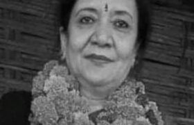 नेपाली काँग्रेस उपसभापति विजयकुमार गच्छदारलाई पत्नी शोक