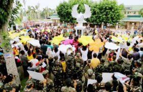 मिन्दानाओ, फिलिपिन्समा शान्तिको विकासः एचडब्ल्युपीएल