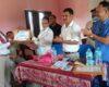 थारु विद्यार्थी समाज (थाविस) कैलालीद्वारा पाँच व्यक्तित्व सम्मानित